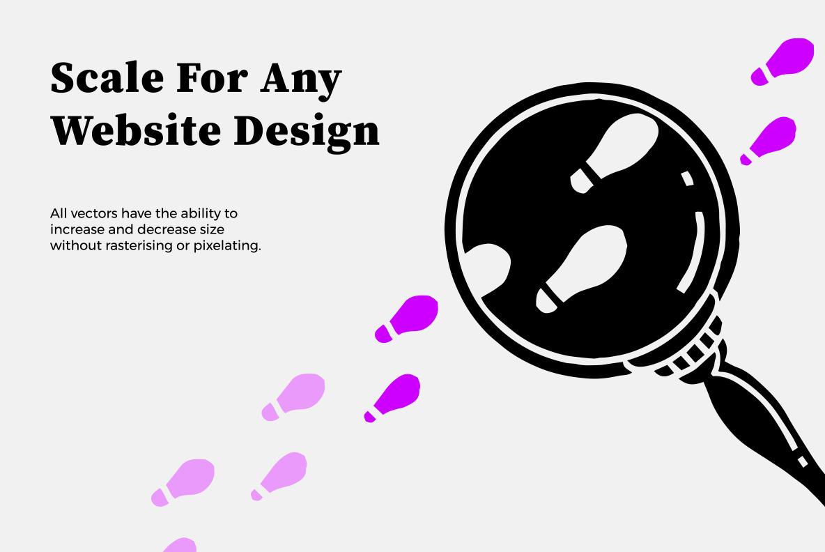 Webpage Illustrations