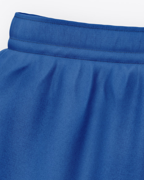 Cotton Shorts Mockup