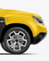 Compact Crossover SUV - Side View