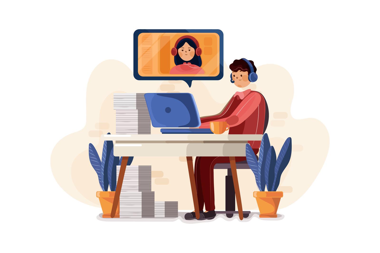 M183_Business Illustrations