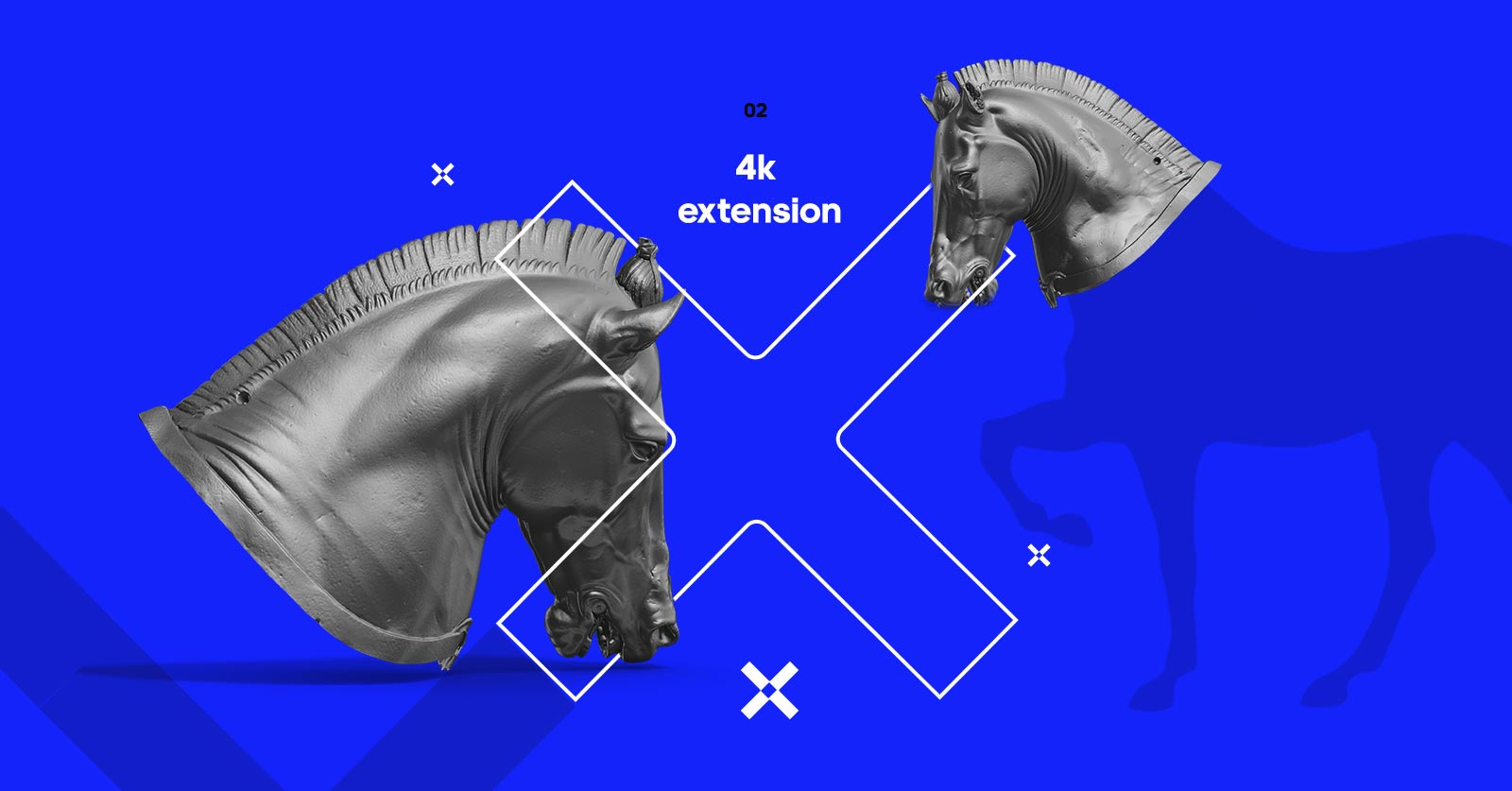 Collection of 343 Sculptures in black style # 10 for branding and design of your product