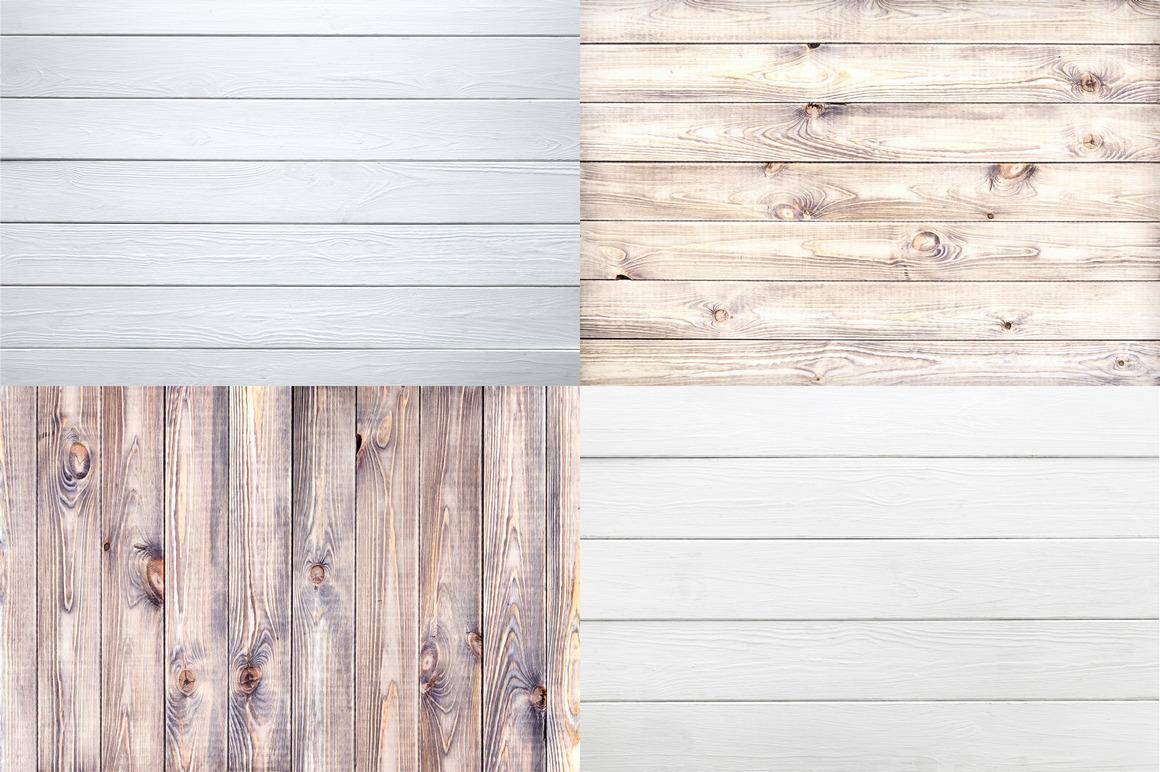 Light wooden backgrounds