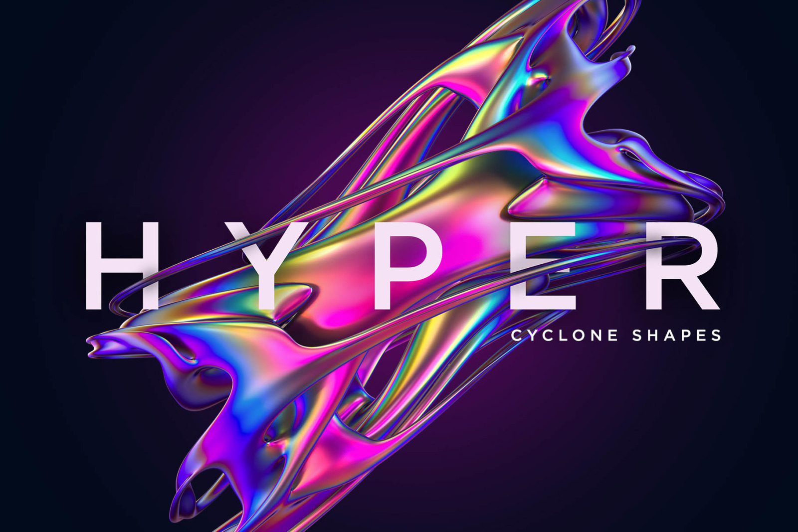 Hyper: Abstract Cyclone Shape